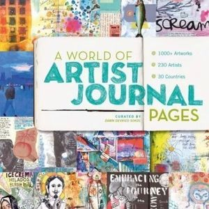 A World of Artist Journal Pages Book